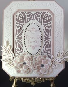 Decadent Oak - Showcasing the New Mini Baroque Stamps | Phills' Crafty Place | Bloglovin'