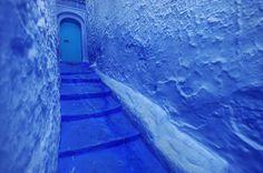 La Ville Bleue de Chefchaouen au Maroc