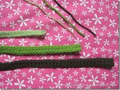Crocheted Headband Tutorial for Beginners Crochet Headband Tutorial, Projects To Try, Knitting, Pattern, Accessories, Tricot, Breien, Patterns, Stricken