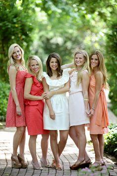 Southern Bridesmaid Luncheon   Best Wedding Blog - Wedding Fashion & Inspiration   Grey Likes Weddings