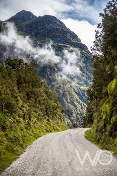 Road to Doubtful Sound