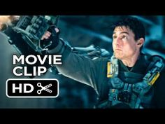 Edge Of Tomorrow Movie CLIP - Other Options (2014) - Emily Blunt, Tom Cruise Movie HD