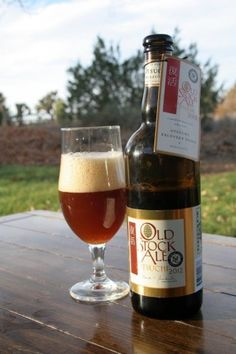 Old Stock Ale Otsuchi