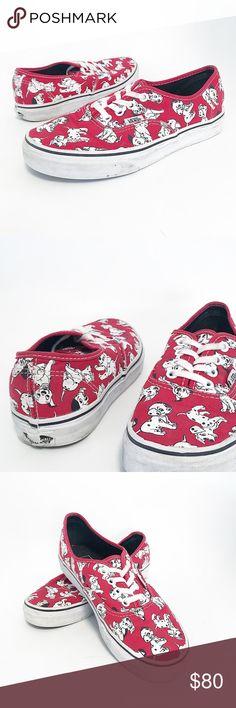 8c207930c79f 101 Dalmatians low top sneakers Disney x Vans. 101 Dalmatians low