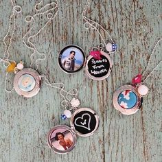 As a way to make a locket interchangeable.
