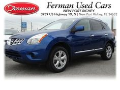 Wonderful Nissan Rogue Sv, Used Vehicles, New Port Richey, Indigo Blue, Used Cars,  2nd Hand Cars