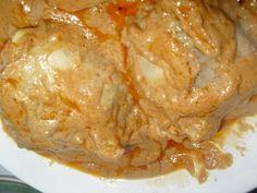 Receita de Frango com Sopa de Rabo de Boi - http://www.receitasja.com/frango-com-sopa-de-rabo-de-boi/