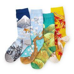 Fours Seasons Socks