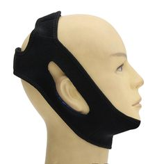 Anti Snoring Prevent Apnea Snore Stopper Chin Jaw Support Strap Solution Belt  Snoring and sleep apnea not only affect your quality of sleep but also greatly affect your quality of daily life. It provides you with a comfortable effective and the easiest way to stop snoring or treat positional sleep apnea. It helps you and your partner to have a better sleep every night and wake up feeling refreshed instead of fatigued. Features: 1. One size fits most people---easy to wear. 2. Safe and…