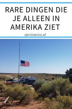 Rare dingen die je alleen in Amerika ziet.  Wist je dat je in de Verenigde Staten ook kunt pinnen via een drive thru? Dat en meer rare dingen lees je in deze blog.