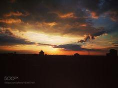 Sunset by stefanijaopalic