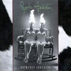 Jane's Addiction - Nothing's Shocking 180g LP