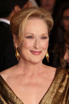 Meryl Streep   She doesn't just play the character - she becomes the character