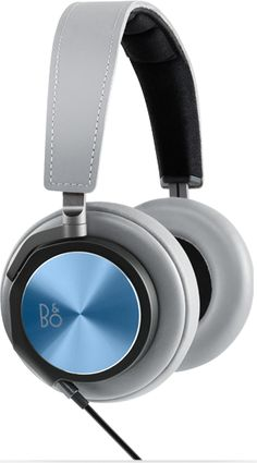 BeoPlay H6 by Bang & Olufsen. Some of the most handsome headphones I've ever seen, and these new colours are lush!