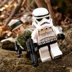 Unsuspecting victim . . . . . . #starwars #legostarwars #rebels #stormtrooper #e11 #dl44 #brickarms #forest #lego #legostagram #legocollection #legophoto #legophotography #toystagram #afol by plastic_mayhem