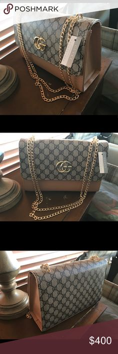 Gucci purse Brand new Gucci purse never worn ! Great quality. Gucci Bags Crossbody Bags