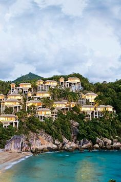 Top Honeymoon Destinations - Banyan Tree - Koh Samui, Thailand