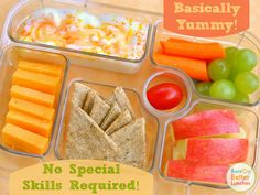 Basically Yummy @Yumbox Lunch Bento Lunch @BetterLunches