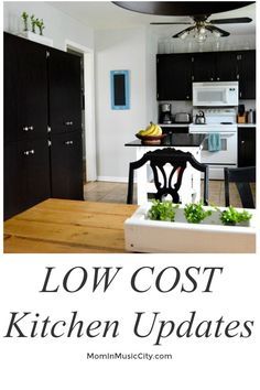 Budget-Friendly DIY Kitchen Upgrades