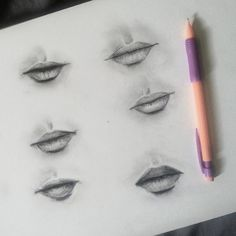 The studies I practice before making my art videos. I try different techniques, try to simplify the drawing process... and most importantly try to think of ways to explain what I do without over complicating it.  #art #artist #anatomy #realism #lips #lipdrawing #lip #sketch #arte #draw #drawing #charcoal #pencil #illustration #myart #youtuber #artvideo #okayimdone