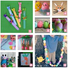 10 Darling Easter Crafts for Toddlers