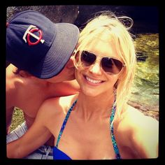 Wives and Girlfriends of NHL players: CONGRATS JUSTIN BRAUN & JESSIE LYSIAK ON THEIR ENGAGEMENT
