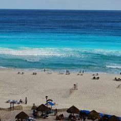 Cancun, um paraíso na terra.
