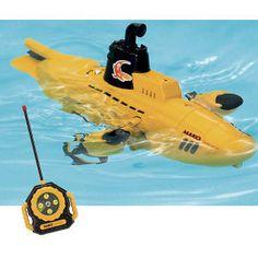RC Crash Dive Submarine - Toys, Games, Electronics & Crafts – Educational, Imaginative & Fun