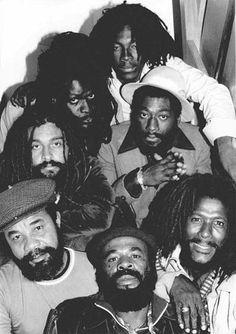 "Prince Far I & The Arabs, including Tony ""Asher"" Brisset , Larry ""Professor"" Silvera, Deadly Headley, Style Scott, Bubblers and Congo Ashanti Roy"