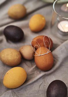 Kaninöron gjorda med ståltråd är ett sött påskpyssel att göra för både små som stora! Easter Egg Dye, Fiber Foods, Kinds Of Salad, Lean Protein, Do It Yourself Projects, Eating Plans, Stevia, New Recipes, Cooking