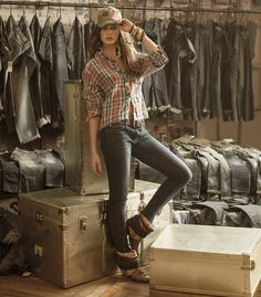 Denim & Supply Ralph Lauren Fall 2013 Ad Campaign | FashionMention