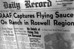 Roswell ses ovnis et la Zone 51 s'invitent à la Maison Blanche