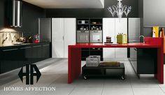Italian Kitchen Affection Design