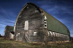 Abandoned Barn - Northern Virginia   Flickr - Photo Sharing!