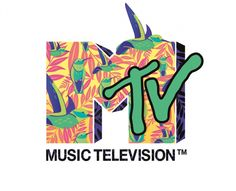 MTV 80s Logos