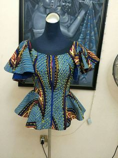 Hey Guys, We want you to take seat and watch these Ankara styles that are too dapper for you to ignore. We can tell you that these Ankara styles are creative, classy and exciting to have. African Fashion Ankara, Ghanaian Fashion, African Inspired Fashion, Latest African Fashion Dresses, African Dresses For Women, African Print Dresses, African Print Fashion, Africa Fashion, African Attire