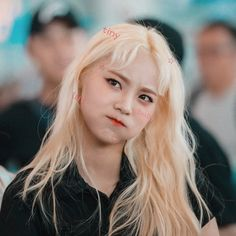 — ₍ᵔ˳︬ᵔ₎︬ : Jinsoul Details icons. Pastel Roses, Pink Rabbit, Green Butterfly, Yellow Cat, Olivia Hye, Betta Fish, Face Claims, Chara, Clear Skin