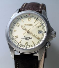Image result for seiko alpinist sarb013