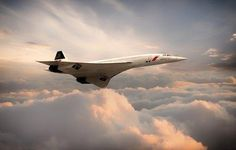 'Classic Concorde' Canvas Print by Airpower Art Civil Aviation, Aviation Art, Aviation Image, Concorde, Fighter Aircraft, Fighter Jets, Transportation Technology, Passenger Aircraft, Wall Art