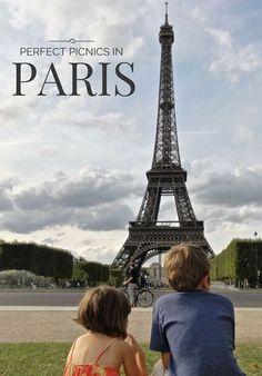 Planning a picnic in Paris? These perfect picnic places will help you enjoy some fabulous Parisian joie de vivre!
