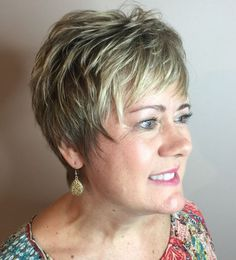 Today we have the most stylish 86 Cute Short Pixie Haircuts. We claim that you have never seen such elegant and eye-catching short hairstyles before. Pixie haircut, of course, offers a lot of options for the hair of the ladies'… Continue Reading → Hairstyles Over 50, Pixie Hairstyles, Short Hairstyles For Women, Layered Hairstyles, Ladies Hairstyles, Hairstyles 2016, Celebrity Hairstyles, Hairdos, Short Hair With Layers