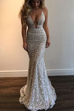 Sexy Backless Lace Beaded Mermaid Long Evening Prom Dresses, Cheap Custom Sweet … Sexy Backless Lace Beaded Mermaid Long Evening Dresses, Cheap Custom Sweet 16 Dresses, 18566 I Sweet 16 Dresses, Elegant Dresses, Pretty Dresses, Beautiful Dresses, Sweet 16 Outfits, Romantic Dresses, Gorgeous Dress, Straps Prom Dresses, Cheap Prom Dresses