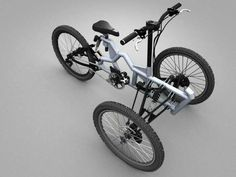 Triciclo Kamikaze - The Triciclo Kamikaze isn't your typical tricycle. Forget about the traditional training wheels for little ones, this ride looks more like a motori. Tricycle Bike, Trike Bicycle, Bmx Bikes, Cool Bikes, Motorized Bicycle, Three Wheel Bicycle, Velo Cargo, Best Electric Bikes, Bike Sketch