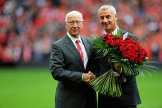 Two legends remember the Hillsborough 96