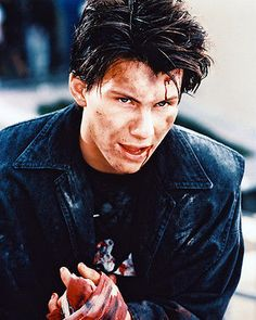 """Christian Slater """"Heathers"""" movie poster I want it !"""