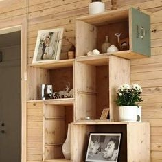 119 Awesome Decorating With Apple Wooden Crates Images Wooden