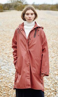 Helsinki Raincoat