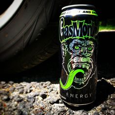 Gas Monkey Energy from our May box.  The first energy drink from Richard Rawlings of Gas Monkey Garage and Fast N' Loud fame.  They've done a remarkable job with this one.  The taste is clean crisp and not overly sweet.  The finish is fruity but we can't pinpoint the exact taste.  Overall this is a unique and delicious drink with no preservatives or HFCS.  #gasmonkey #gasmonkeyenergy #gasmonkeygarage #fastnloud #richardrawlings #energydrinks #energydrink #caffeine #monsterenergy…