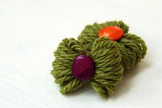 tangled happy: hair accessories. simple and cute!
