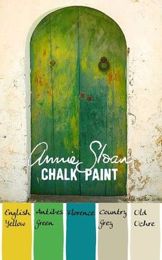Think of the ways you could use Chalk Paint